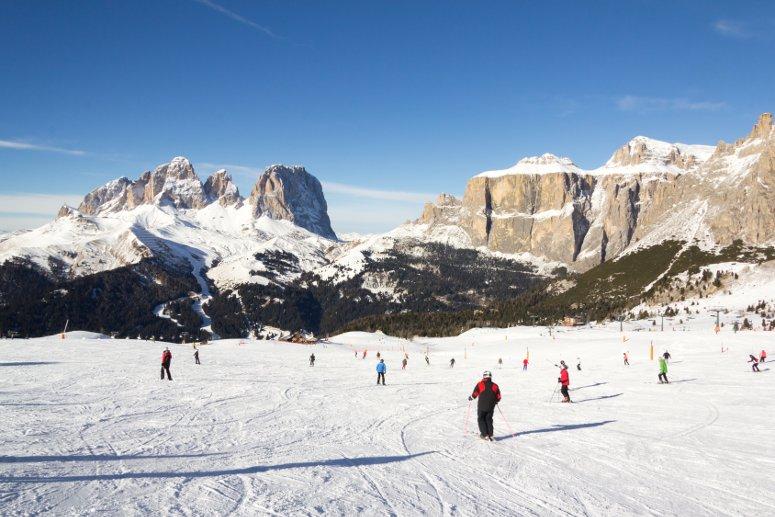 Dove andare a sciare in Val Gardena