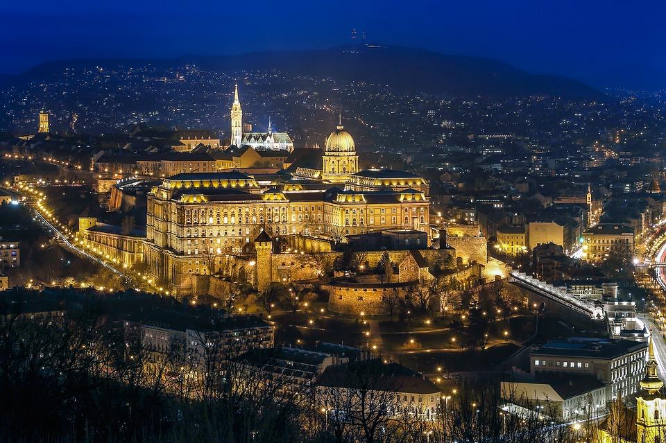 Il Palazzo Reale o Castello di Buda, uno dei luoghi di interesse di Budapest