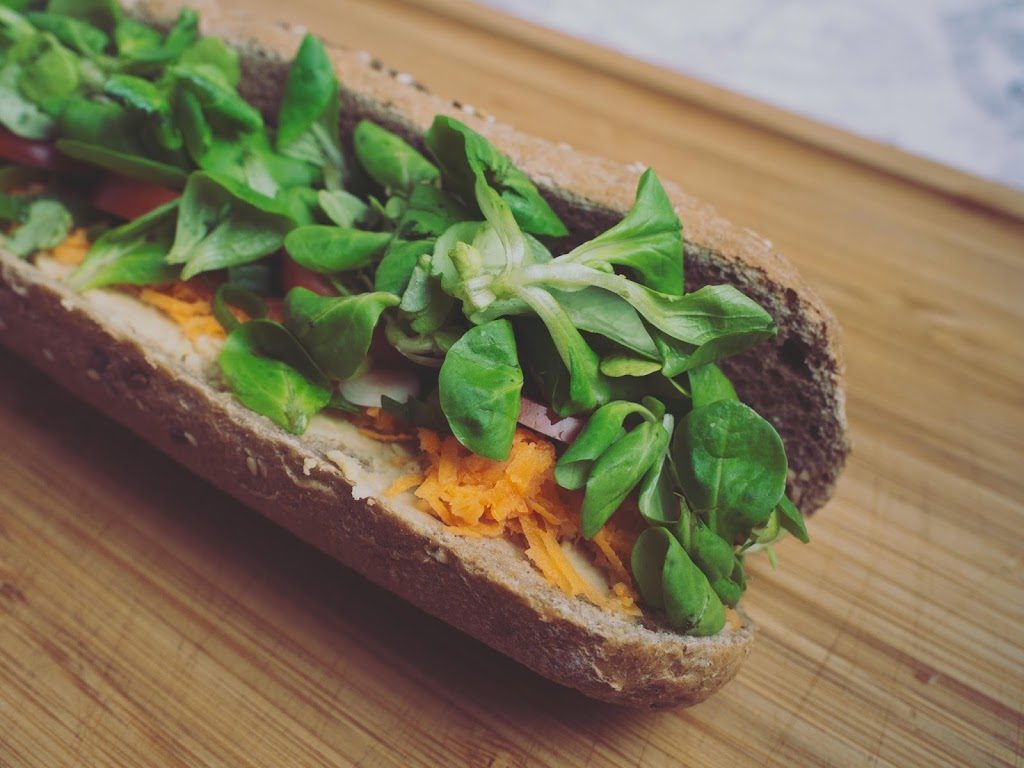 Un ottimo panino vegano nel cuore di Amsterdam
