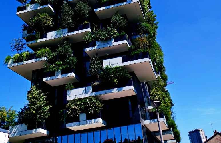 Giardino Verticale a Milano