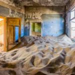 Kolmanskop, la città fantasma più famosa della Namibia