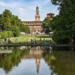Parco Sempione, il polmone di verde di Milano