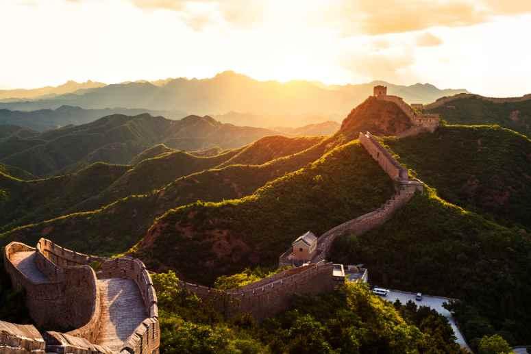 La Grande Muraglia Cinese a Pechino