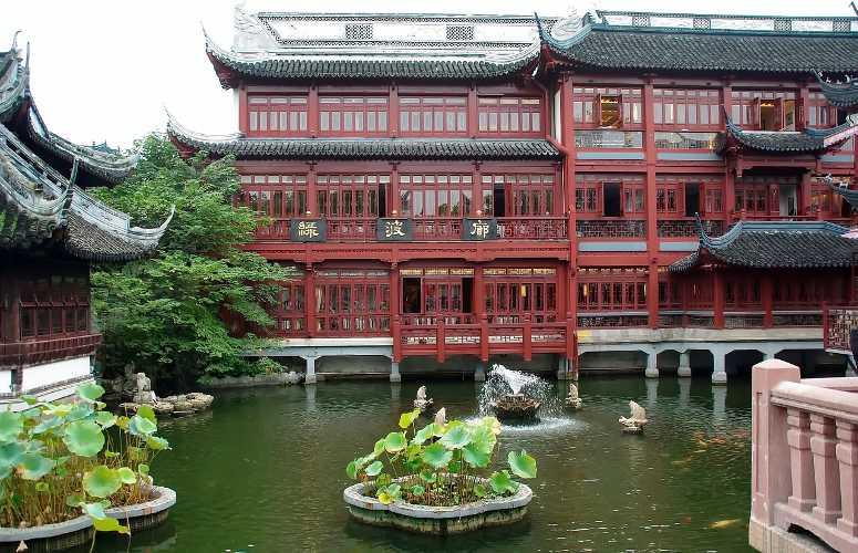Nanshi, la vecchia Shanghai