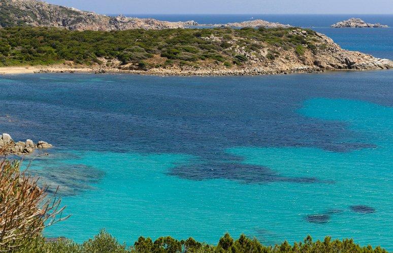 Spiaggia di Tuerredda, zona Teulada, Cagliari