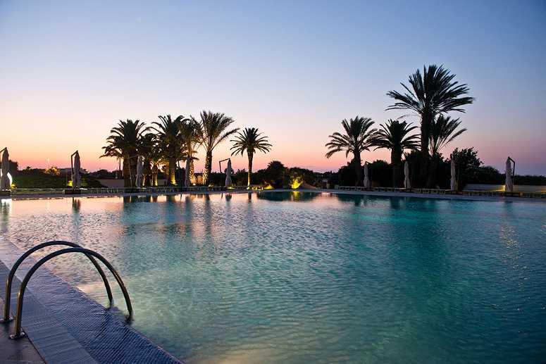 Il Grand Hotel Masseria Santa Lucia