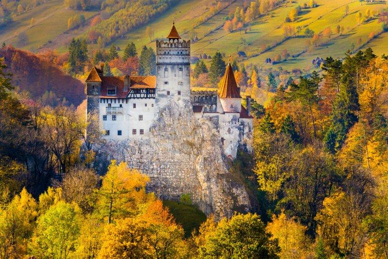 Come arrivare al Castello di Dracula da Bucarest - Pasion ...