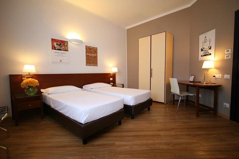 L'Hotel Oro Blu a Milano