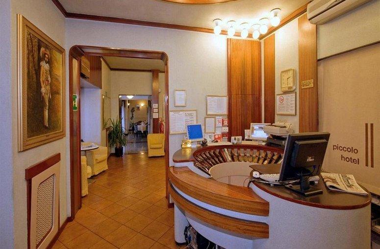 L'Hotel Piccolo di Milano, comodissimo alla Fiera City