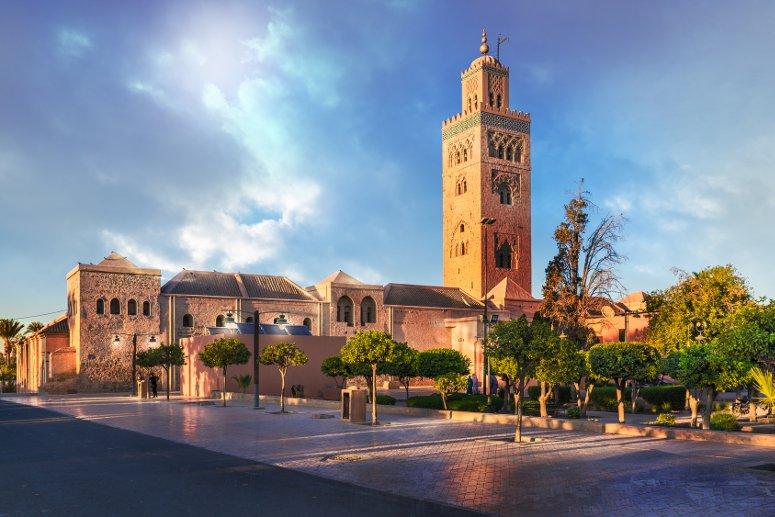 Moschea della Kutubiyya, a Marrakech