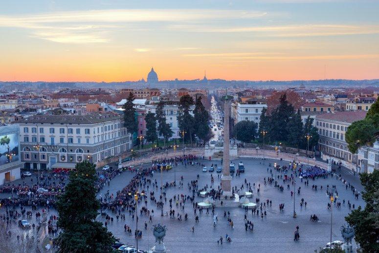 Capodanno 2018 a Roma, in piazza