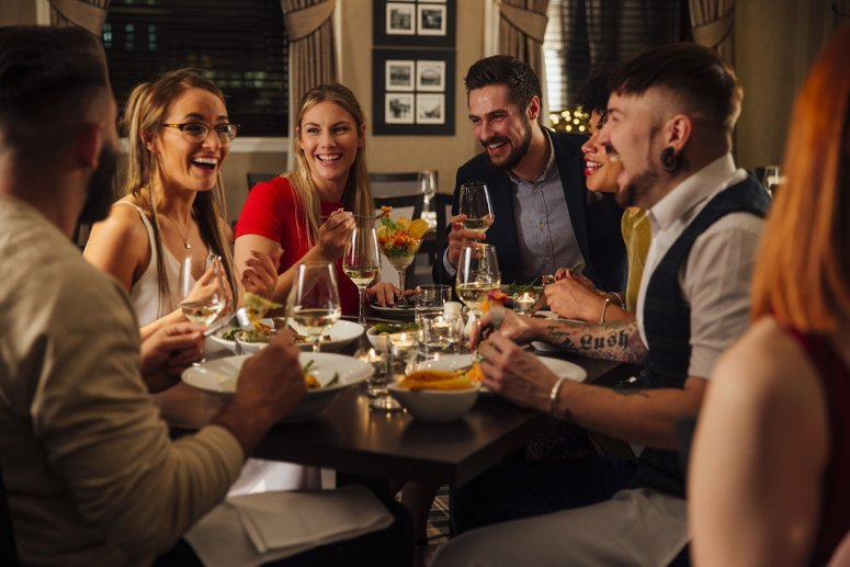 Cosa fare a Milano a Capodanno? Magari un cenone in un ristorante.