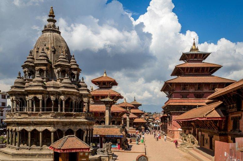 Patan, una delle città reali del Nepal
