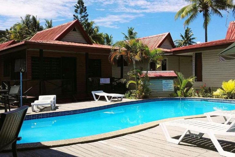 Beach Escape Resort, Nadi, Fiji, da € 20.
