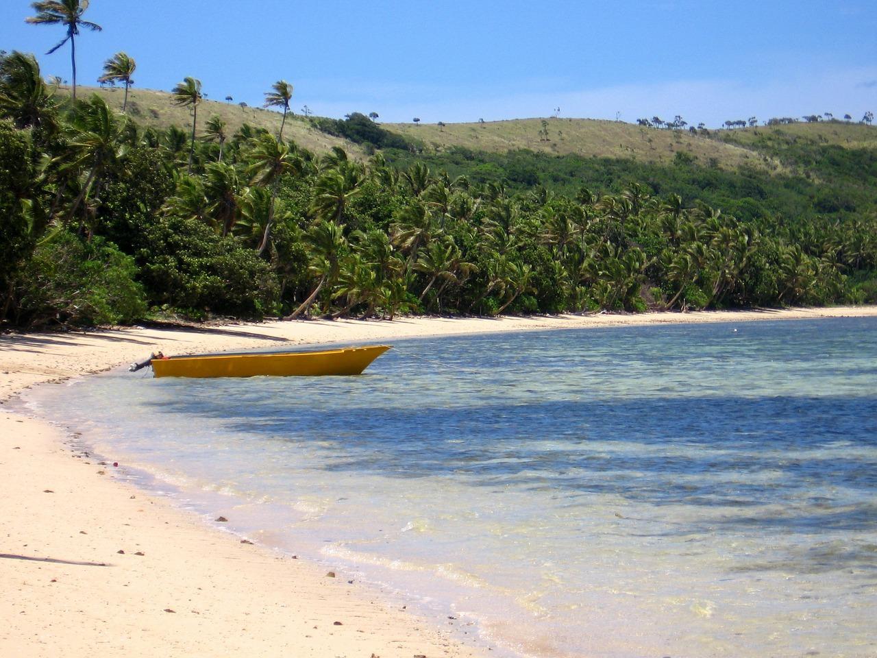 Isole Fiji: qual è il periodo migliore per andarci?