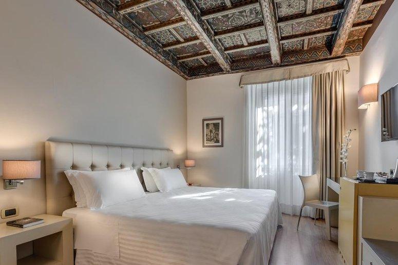 Hotel 3 stelle La Fortezza a Firenze.