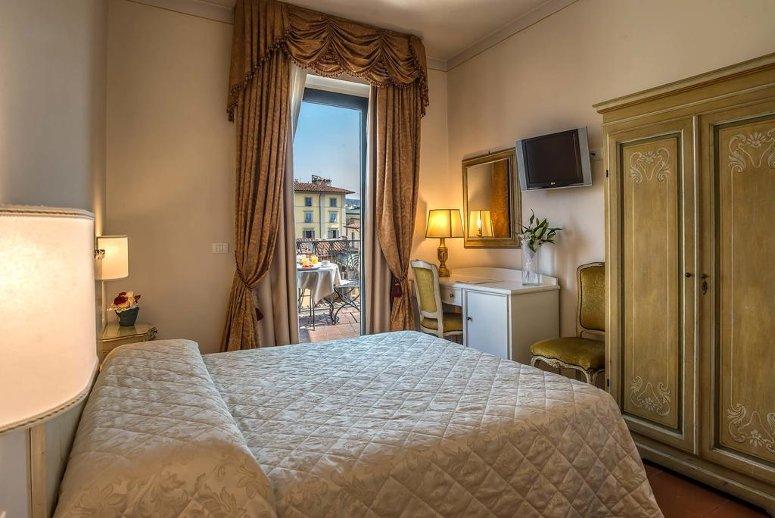Il Machiavelli Palace di Firenze.