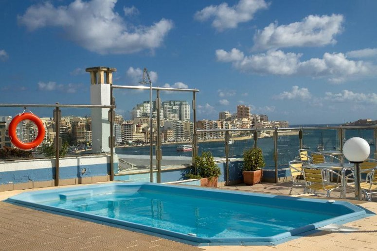 115 The Strand Hotel & Suites, Malta.