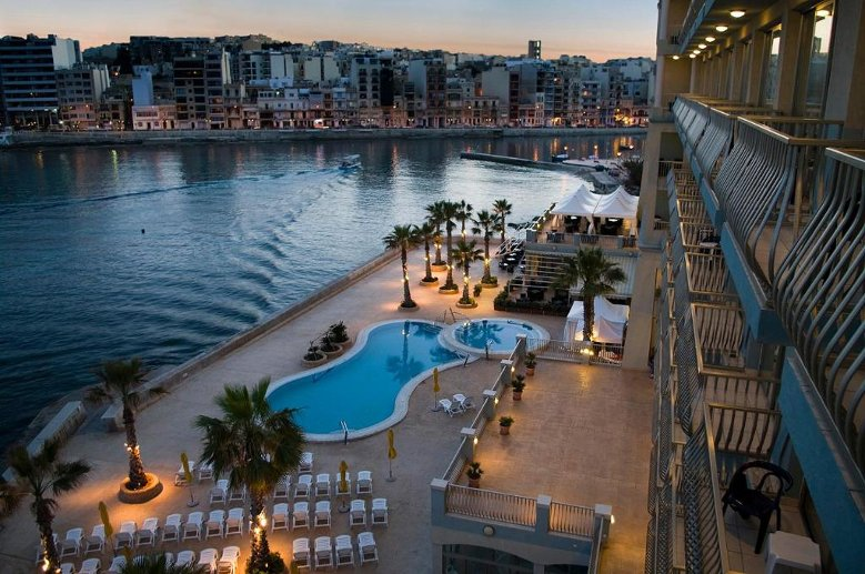 Cavalieri Art Hotel Malta.