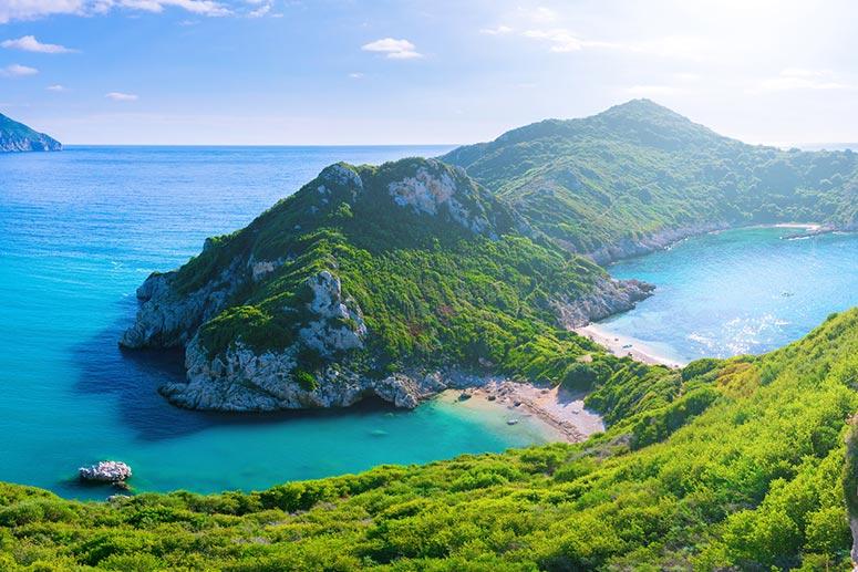 Le più belle isole della Grecia: vedi le nostre offerte per Corfù.