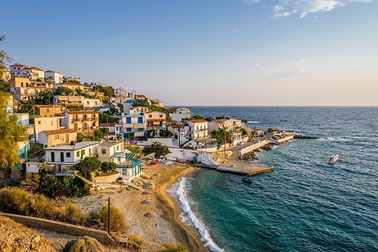 Ikaria: una delle isole greche più belle.