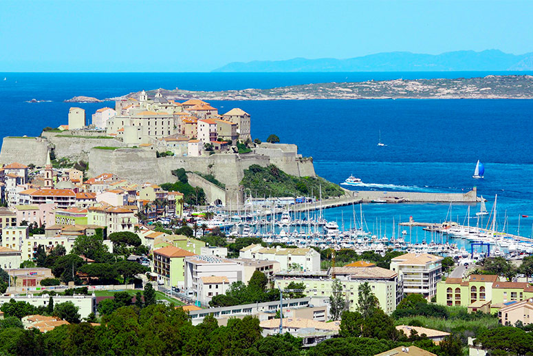 Vacanze in Corsica: la regione collocata a nord di Balagna.
