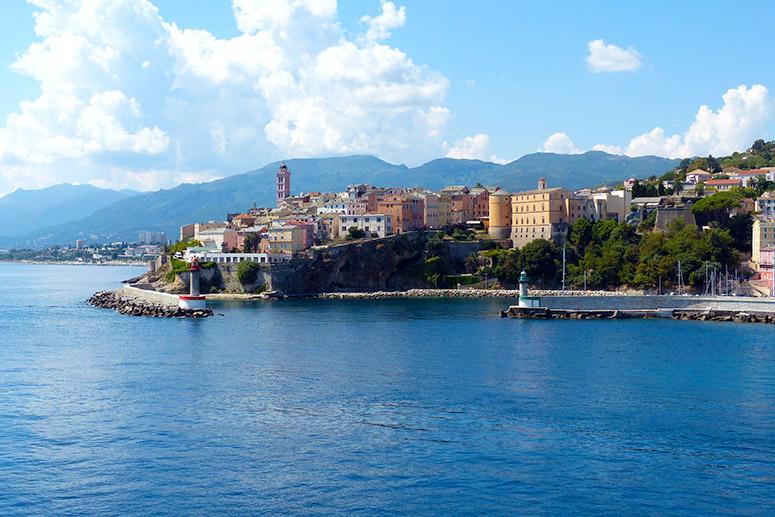 Cosa vedere in Corsica: la città di Bastia