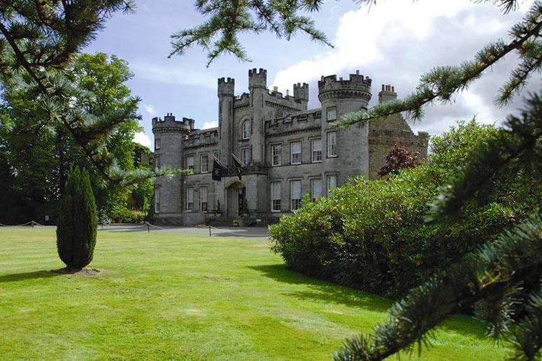 Gli hotel più infestati del mondo: Hotel Airth Castle, Gran Bretagna