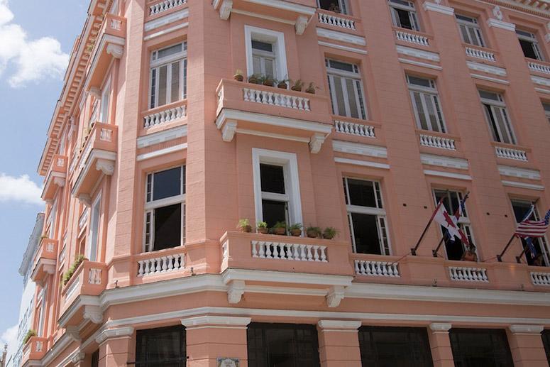 Gli hotel più infestati del mondo: Ambos Mundos, L'Avana Cuba