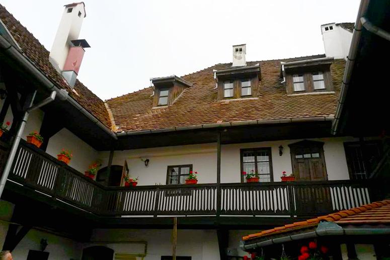 Gli hotel più infestati del mondo: Casa Wagner, Sighisoara