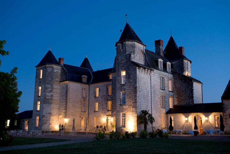 Gli hotel più infestati del mondo: Château De Marçay, Francia