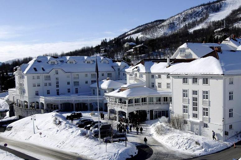 Gli hotel più infestati del mondo: Hotel Dr Holms, Geilo - Norvegia