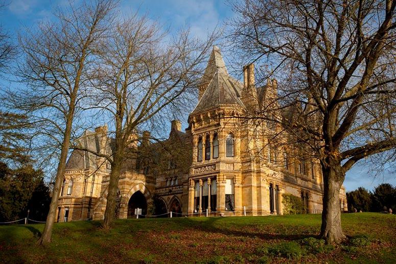 Gli hotel più infestati del mondo: Hotel Ettington Park, Gran Bretagna