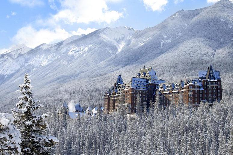 Gli hotel più infestati del mondo: Fairmont Banff Springs Hotel, Canada