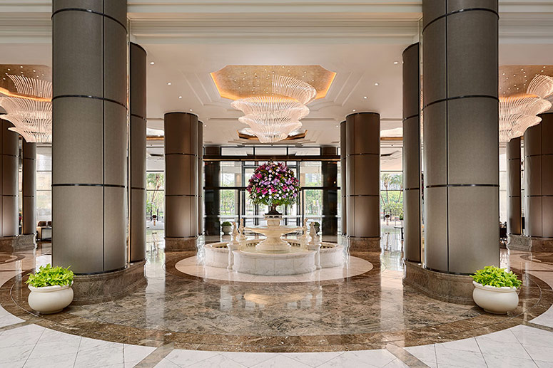 Gli hotel più infestati del mondo: Grand Hyatt Taipei Hotel