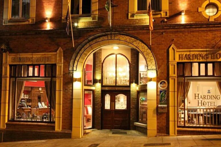 Gli hotel più infestati del mondo: Hotel Harding, Dublino