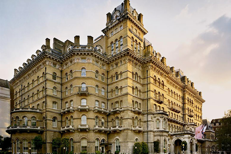 Gli hotel più infestati del mondo: Hotel The Langham London, Londra
