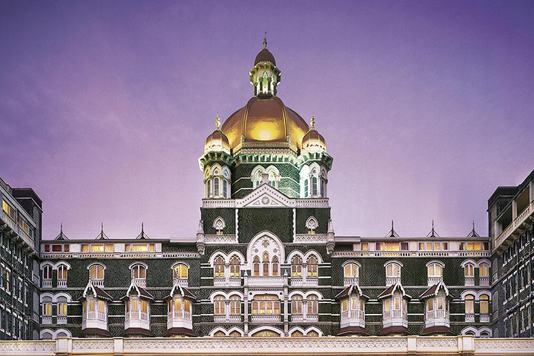 Gli hotel più infestati del mondo: The Taj Mahal Palace Mumbai